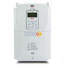 Variador de frecuencia trifásico H100 LS 75KW / 100CV