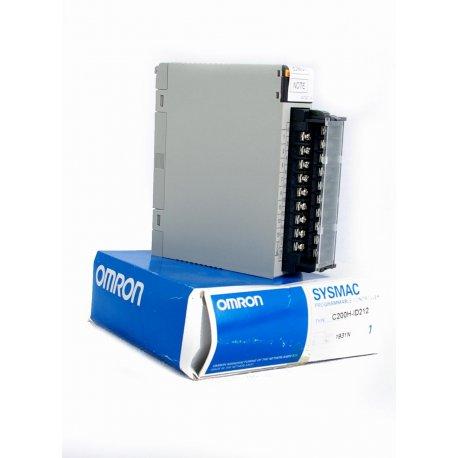 Nº 2237. Controlador programable OMRON sysmac para plc