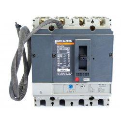 Automático Seccionador De Corte De 4 Polos Merlin Gerin Regulable 80/100a