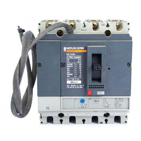 Automático General Abb Sace S1 125 A