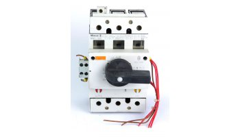 Interruptor / Seccionador De Corte En Carga De 3 Polos Moeller 160a Nzm7-160s