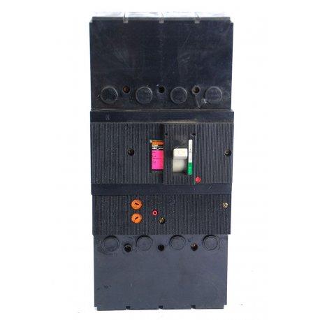 Interruptor / Seccionador De Corte Automático 3 Polos Merlin Gerin Compact C630n Regulable 500a