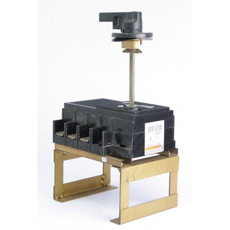 Interruptor Automático De 3 Polos Merlin Gerin Regulable 140/200a Compact C250n