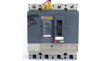 Interruptor Automático Merlin Gerin Ns100n De 4 Polos Regulable 50/63A