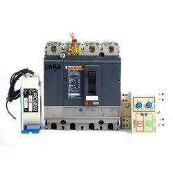 Interruptor Automático Merlin Gerin Ns100n De 4 Polos Regulable 63/80 A Con Bobina De Disparo