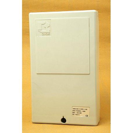 Nº438. Caja general protección pvc 100 a