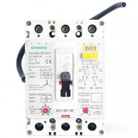 Interruptor / Seccionador De Corte En Carga De 4 Polos 400 A