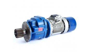 Motorreductor Trifásico 380V MGN 0,37 Kw con electrofreno 49 RPM finales