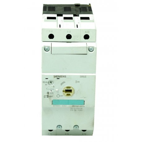 Automático Seccionador De Corte De 4 Polos MERLIN GERIN Regulable 200/250a