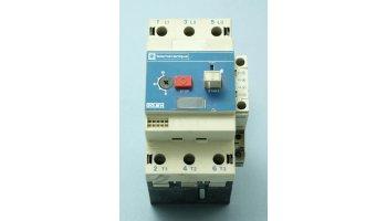 Nº 2131. Disyuntor/Guardamotor TELEMECANIQUE 3P Regulable 6/10A