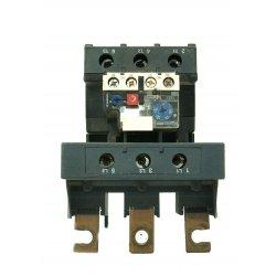 Nº 2187. Relé Térmico SCHNEIDER 3P+2 Contactos Aux. Regulable 110/140A