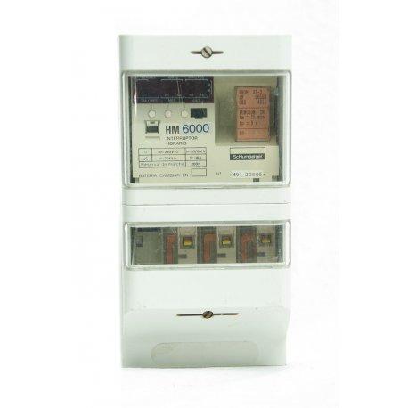 Nº 588 interruptor horario SCHLUMBERGER HM6000