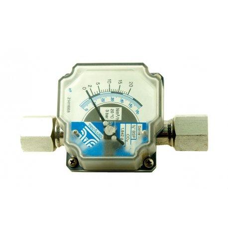 Nº 1415. Controlador de presión de CO2