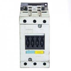 Nº 3902. contactor SIEMENS 3P 100A bobina 220V