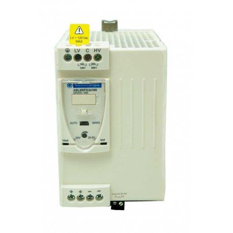 Nº1675. Fuente de alimentación TELEMECANIQUE 100-500V AC salida 24V DC