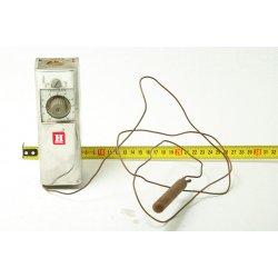 Nº 1639. Termostato mecánico de 30ºC a 80ºC