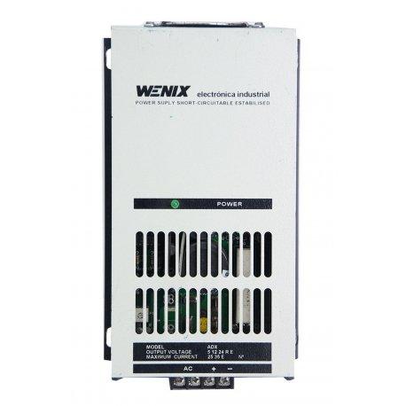 Nº 3451. Fuente de alimentación WENIX salida 5/12/24V DC