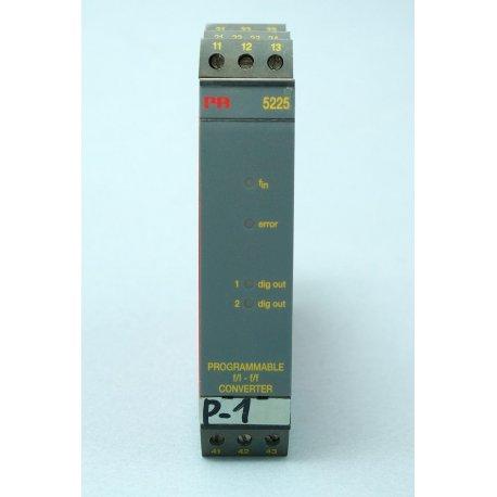 Nº 2130. Conversor programable F/L - F/F PR-ELECTRONICS.