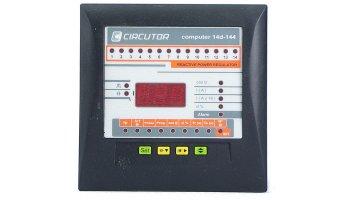 Nº3224. Pantalla CIRCUTOR controlador de energía reactiva