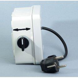 Nº3286. Caja inversor de giro motores monofásicos