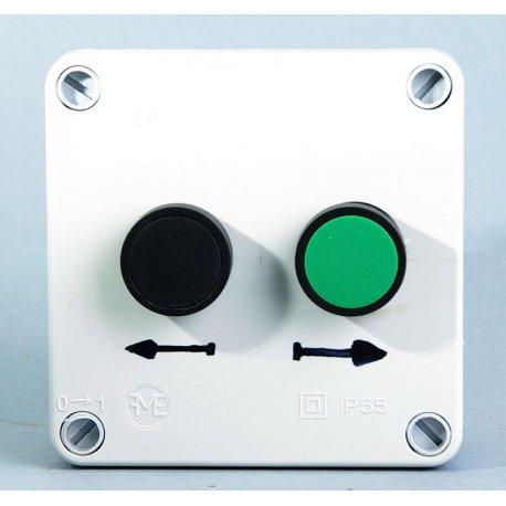 Nº3287. Caja con pulsadores