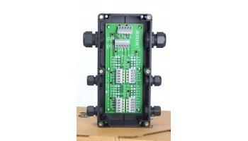 Nº3453. Conector de sensores con 4 puertos DEVICENET ALLENBRADLEY