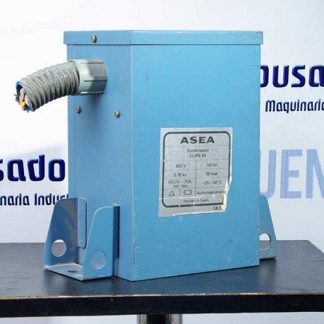 Nº 3801. Batería de condensadores ASEA