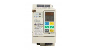 Variador de frecuencia trifásico 220V OMRON 0.4Kw