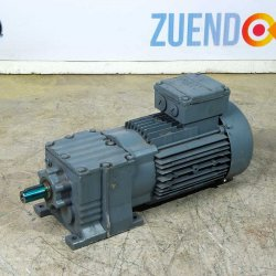 Nº 4017. Motorreductor trifásico 230/400 0.55 Kw SEW EURODRIVE 173 rpm