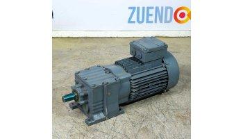 Motorreductor trifásico 230/400 0.55 Kw SEW EURODRIVE 173 RPM finales