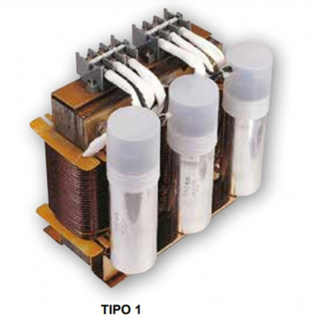 Filtros de salida FLC filtros senoidales