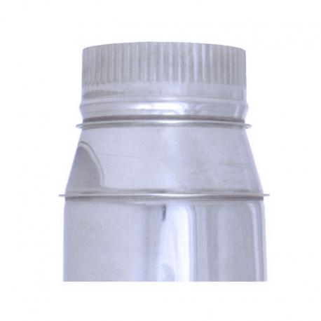 Reducción inox todos los diámetros de entrada y salida