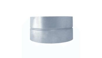 Manguito tubo galvanizado para tubo helicoidal todas las medidas