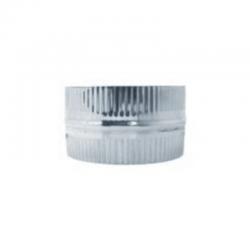 Manguito unión acero inoxidable para tubo flexible todas las medidas