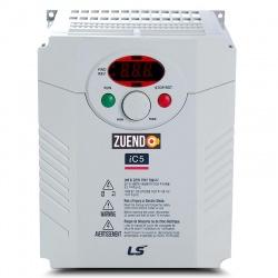 Variador de frecuencia 2,2 KW monofásico 220 V LS IC51F