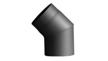 Codo 45º M-H gris antracita en todas las medidas