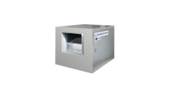 Caja de ventilación a transmisión con ventiladores de doble aspiración 7/7