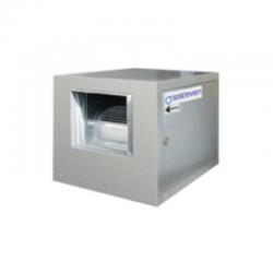 Caja de ventilación a transmisión con ventiladores de doble aspiración 9/9