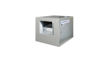 Caja de ventilación a transmisión con ventiladores de doble aspiración 12/12