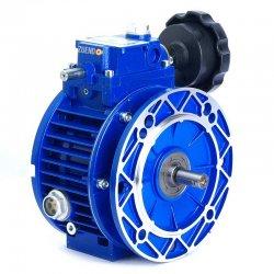 Variador de vueltas mecánico para motor de 0,5 CV