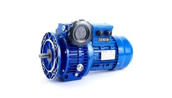 Motor trifásico 220/380V 0,75 KW / 1 CV con variador mecánico