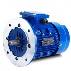 Motor eléctrico trifásico 380V 1,5 Kw Elektrim B5 3000 RPM