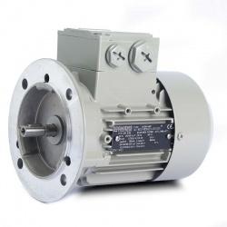 Motor eléctrico trifásico 380V 1,5 Kw Siemens 1000 RPM B5