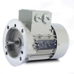 Nº4133. Motor eléctrico trifásico 1,5 Kw Siemens 1000 rpm
