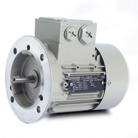 Nº4133. Motor eléctrico trifásico 1,5 Kw Siemens