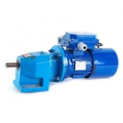 Motorreductor monofásico 220V Elektrim 0,37 kw 86/114/222 RPM finales