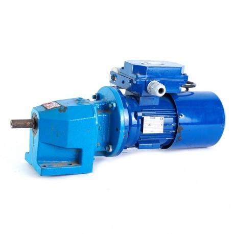 Nº4148. Motorreductor monofásico 220V Elektrim 0,37 kw