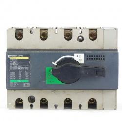 Nº 4171. Interruptor Automático Merlín Gerin 4 Polos 125A