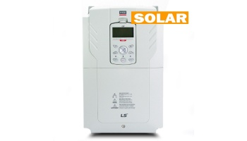 Variador de frecuencia solar trifásico H100 LS 37KW / 50CV