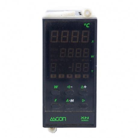 Controlador de temperatura digital ASCON